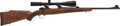 Long Guns:Bolt Action, .225 Win. Winchester Model 70 Bolt Action Rifle with TelescopicSight....