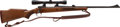 Long Guns:Bolt Action, Winchester Model 670 Bolt Action Rifle....