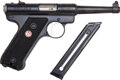 Handguns:Semiautomatic Pistol, Boxed Sturm Ruger Model Mark II Standard 50th Anniversary Semi-Automatic Pistol....