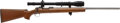 Long Guns:Bolt Action, Remington Model 40X Bolt Action Target Rifle with TelescopicSight....