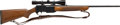 Long Guns:Semiautomatic, 7mm Rem. Mag. Browning BAR Semiautomatic Rifle with Telescopic Sight....
