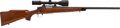 Long Guns:Bolt Action, Remington Model 700 Bolt Action Rifle with Pentax Scope....
