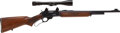 Long Guns:Lever Action, Cased Marlin Model 336SC Lever Action Sporting Carbine....