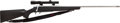 Long Guns:Bolt Action, Browning A-Bolt Hunter Stainless Stalker Bolt Action Rifle with aRedfield Scope....