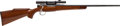 Long Guns:Bolt Action, Customized 7.7mm Japanese Arisaka Bolt Action Rifle with Telescopic Sight....