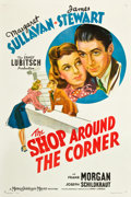 "Movie Posters:Comedy, The Shop Around the Corner (MGM, 1940). One Sheet (27"" X 41"") StyleC.. ..."