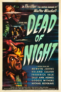 "Movie Posters:Horror, Dead of Night (Universal, 1946). One Sheet (27"" X 41"").. ..."
