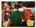 """Movie Posters:Western, The New Frontier (Republic, 1935). Lobby Card (11"""" X 14"""").. ..."""
