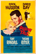 "Movie Posters:Comedy, Pillow Talk (Universal International, 1959). Poster (40"" X 60"")....."