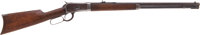 *Winchester Take-Down Model 1892 Lever Action Rifle