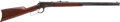 Long Guns:Lever Action, *Winchester Model 1892 Lever Action Rifle....