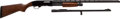 Shotgun:Slide Action, Winchester Model 1300 Ranger Slide Action Shotgun with ExtraBarrel....