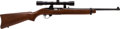 Long Guns:Semiautomatic, Sturm-Ruger Model 44 Standard Semi-Automatic Carbine....