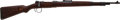 Long Guns:Bolt Action, BRNO-Czech Mauser Model 98 Bolt Action Rifle....