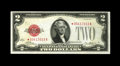 Fr. 1501* $2 1928 Legal Tender Note. Choice Crisp Uncirculated. Embossing is strong on this note with original paper sur...