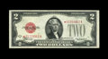 Fr. 1504* $2 1928C Legal Tender Note. Extremely Fine-About Uncirculated. This is a lightly handled star with a couple of...