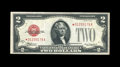 Small Size:Legal Tender Notes, Fr. 1504* $2 1928C Legal Tender Note. Very Fine-Extremely Fine.. A crisp and fresh example of this scarcer Red Seal star tha...