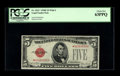 Small Size:Legal Tender Notes, Fr. 1531* $5 1928F Wide I Legal Tender Note. PCGS Choice New 63PPQ.. A nice replacement note that is crisp and bright.. Fr...