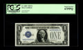 Fr. 1600* $1 1928 Silver Certificate. PCGS Superb Gem New 67PPQ. The quality of this replacement sure is hard to come by...