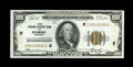 Fr. 1890-E $100 1929 Federal Reserve Bank Note. Choice Crisp Uncirculated. Utter originality is easily noted on this sca...