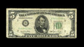 Fr. 1961-B* $5 1950 Wide II Federal Reserve Note. Very Good. For all of the $5 1950 Wide II stars, the Oakes-Schwartz re...