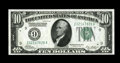 Small Size:Federal Reserve Notes, Fr. 2000-I $10 1928 Federal Reserve Note. Choice Crisp Uncirculated.. We are pleased with the originality of this note. The ...