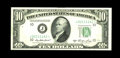 Small Size:Federal Reserve Notes, Fr. 2011-J* $10 1950A Federal Reserve Note. Gem Crisp Uncirculated.. A perfectly centered and crackling fresh example of thi...