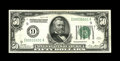 Fr. 2100-I $50 1928 Federal Reserve Note. Very Fine-Extremely Fine. This example comes from the lowest printed district...