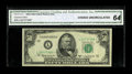 Fr. 2111-L* $50 1950D Federal Reserve Note. CGA Choice Uncirculated 64. If you are looking for a high grade star for typ...
