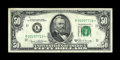 Fr. 2116-K* $50 1969B Federal Reserve Note. Very Fine-Extremely Fine. The holy grail of the modern fifty denomination se...