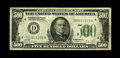 Fr. 2200-D $500 1928 Federal Reserve Note. Very Fine+. A circulated but still decent example of this scarce early series...