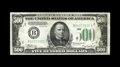 Small Size:Federal Reserve Notes, Fr. 2201-B $500 1934 Federal Reserve Note. Extremely Fine+.. Plenty of original embossing is present on the surface of this ...