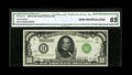 Small Size:Federal Reserve Notes, Fr. 2210-H $1000 1928 Federal Reserve Note. CGA Gem Uncirculated 65.. This note would make a lovely example for type. The co...