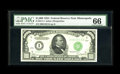 Fr. 2211-I $1000 1934 Federal Reserve Note. PMG Gem Uncirculated 66EPQ. Minneapolis is an extremely scarce district, wit...