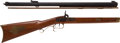 Long Guns:Muzzle loading, Thompson Center Arms Hawken Rifle....
