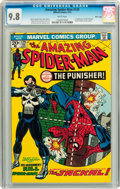 Bronze Age (1970-1979):Superhero, The Amazing Spider-Man #129 Massachusetts Copy pedigree (Marvel,1974) CGC NM/MT 9.8 White pages....