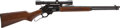 Long Guns:Lever Action, Marlin Model 30A Glenfield Lever Action Carbine with TelescopicSight....