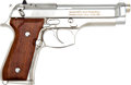 Handguns:Semiautomatic Pistol, Beretta Model 92FS 470th Anniversary 9mm Semi-Automatic Pistol,#168 of 470....