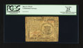 Colonial Notes:Continental Congress Issues, Continental Currency May 9, 1776 $1 PCGS Apparent Very Fine 25.....