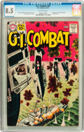 Silver Age (1956-1969):War, G.I. Combat #87 (DC, 1961) CGC VF+ 8.5 Off-white pages....