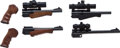 Arms Accessories, Lot of Four Thompson Center Arms Barrels....