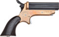 Handguns:Derringer, Palm, Reissue Sharps 4-Barrel Derringer....