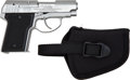 Handguns:Semiautomatic Pistol, Boxed AMT Model Backup Semi-Automatic Pistol....