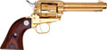 Handguns:Single Action Revolver, Cased Colt Colorado Gold Rush Centennial Single Action Revolver....