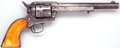 Handguns:Single Action Revolver, Scarce Civilian Buyback Henry Nettleton Inspected U.S. Colt SingleAction Revolver....
