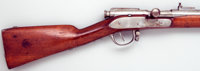 Rare Experimental Bolt Action Rifle with Early Mauser Action on a 19th Century European Musket