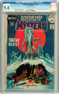 Bronze Age (1970-1979):Horror, House of Mystery #199 (DC, 1972) CGC NM 9.4 Off-white to whitepages....