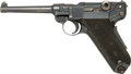Handguns:Semiautomatic Pistol, *1929 Swiss Luger Semiautomatic Pistol with Holster....