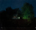 Post-War & Contemporary:Contemporary, FROM THE ESTATE OF DR. EDMUND P. PILLSBURY. CATHERINE MURPHY(American, b. 1946). Night Scene, 1973. Oil on canvas. 25...