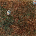 Post-War & Contemporary:Contemporary, FROM THE ESTATE OF DR. EDMUND P. PILLSBURY. MICHAEL ECONOMOS(American, 20th Century). Grass Series #13, 1972. Acrylic...